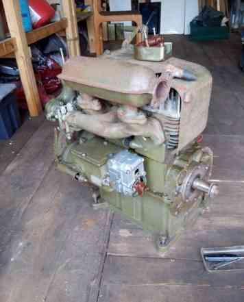 Двигатель уд-2 без пробега