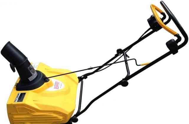 Электрический снегоуборщик Uwer ST 1650