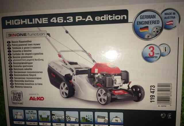 Газонокосилка AL-KO Highline 46.3 P-A эдитион