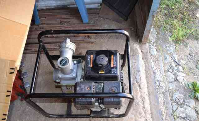 Мотопомпа (Водяной насос) koshin STV 80X