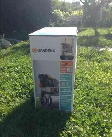 Насосная станция Gardena