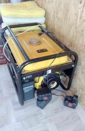 Бензиновый генератор praktika SPG3000
