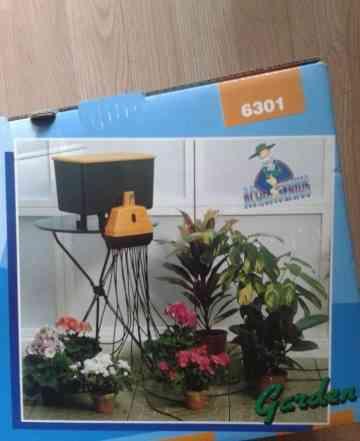 Cистема полива комнатных цветов