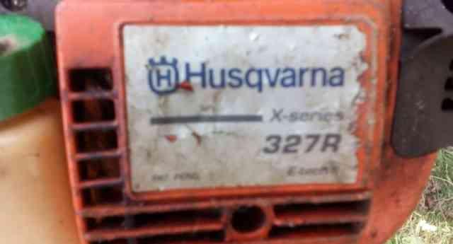 Триммер Бензокоса Хускварна 327RX