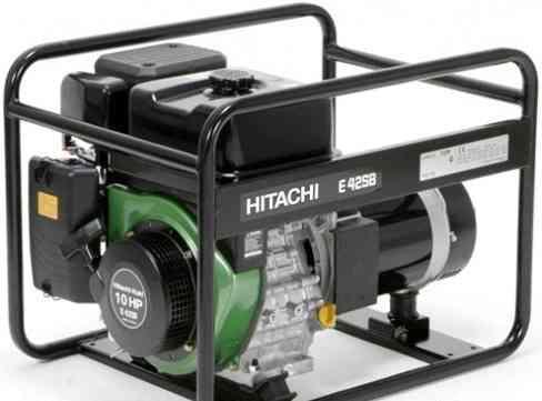 Бензогенератор Hitachi Е42SB