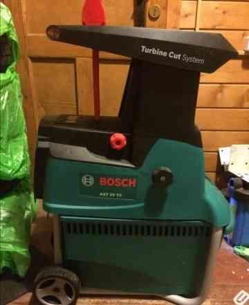 Продам садовый измельчитель веток Bosch