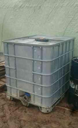 Техническая бочка для воды на 1000 литров