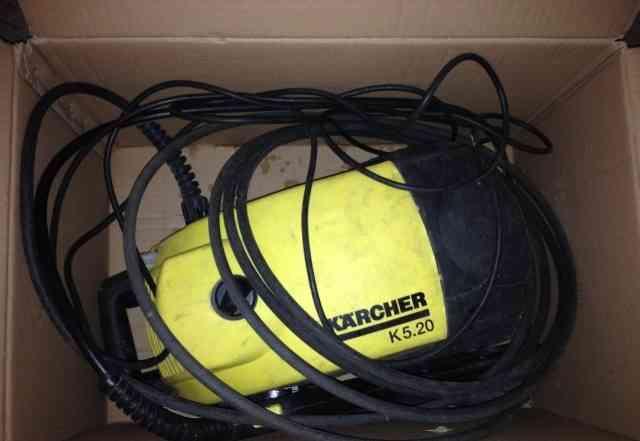 Karcher (Керхер) k 5.20 минимойка