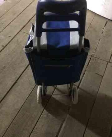 Бабушкина коляска новый