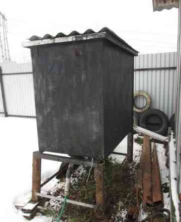 Бак для полива огорода