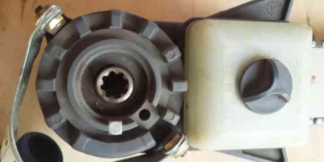 Кусторез (цепная пила), навеска к триммеру