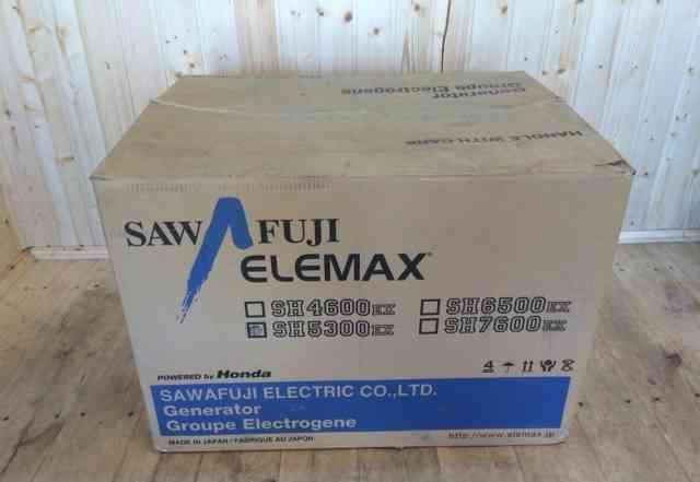 Новый генератор Elemax SH 5300 EX-R