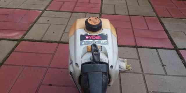 Двигатель от мотокосы