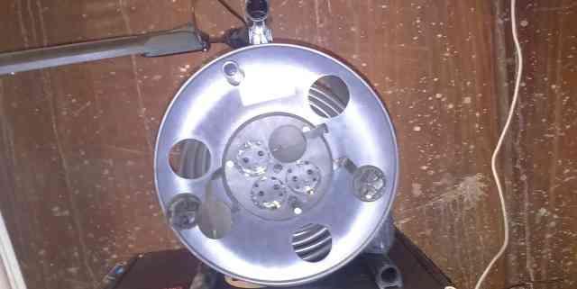 Электрический удлинитель на катушке