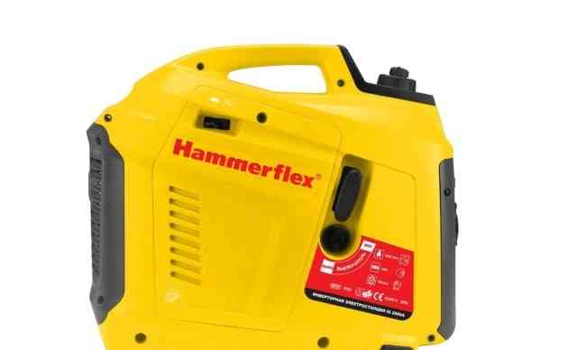 Бензиновый генератор Hammerflex IG2000A