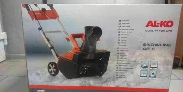 Снегоуборщик AL-KO Snow Line 46 Е
