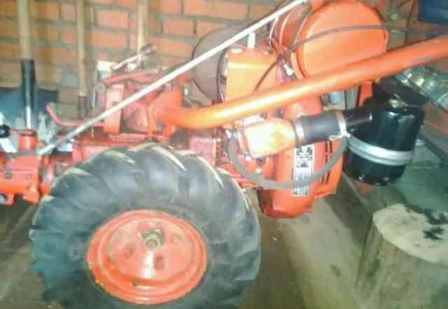 Мотокосилка mf70