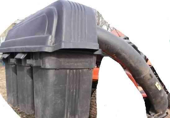 Травосборник/ бункер для газонокосилки