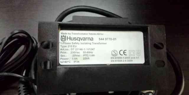 Зарядное устройство на газонокосилку Automover 210