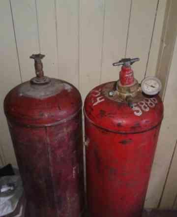 Газовые баллоны пропановые 50 л