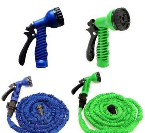 Шланг для полива мэджик hose с насадкой