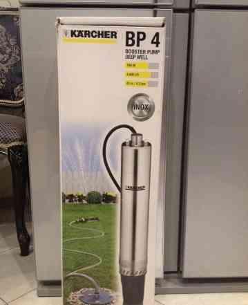 Продается скваженный насос новый karcher BP4