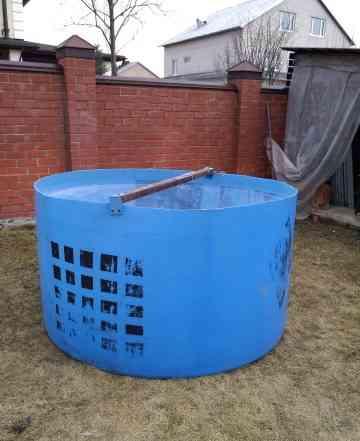 Ёмкость для воды 2.5 м3