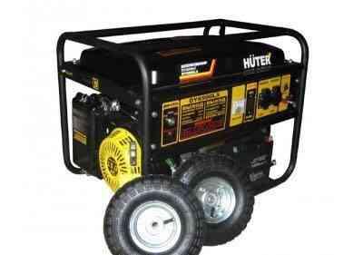 Генератор huter6500LX