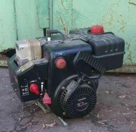 Бензиновый мотор б/у Tecumseh LH358SA 10 л. с