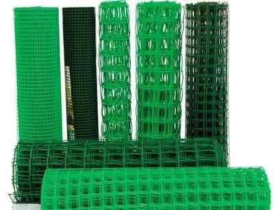 Сетка пластиковая заборная оптом