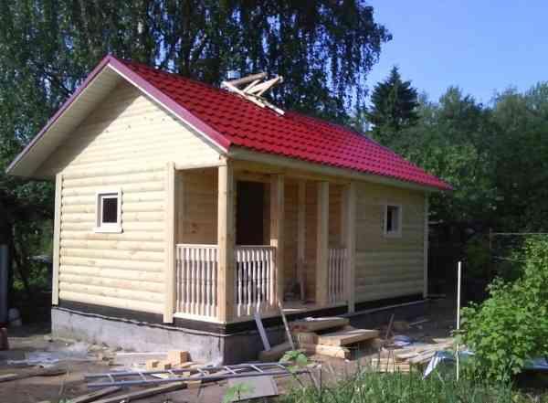 Дачные и строительные бытовки