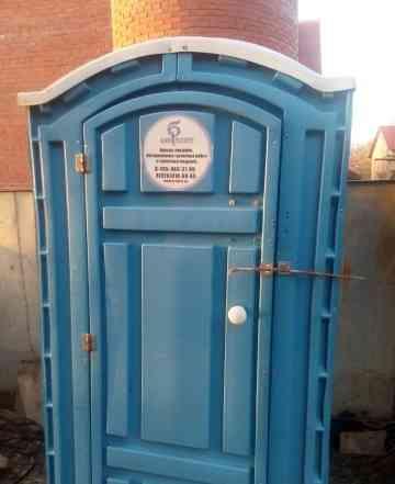Биотуалет кабинка туалет