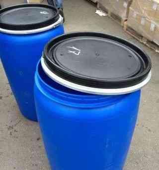 Бочки Пластик металл 170-220литров