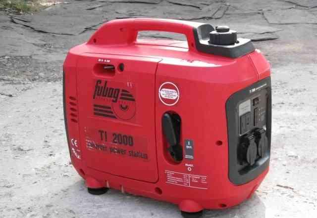 Бензогенератор Fubag TI 2000