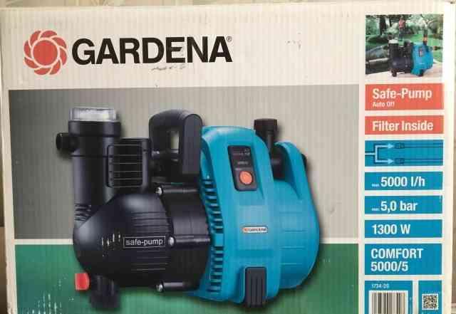 Насосная станция Gardena 5000/5 Comfort