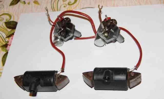 ALN- 330 Зажигание кутаиси супер 610