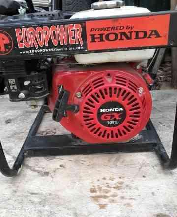 Продается генератор Хонда 2.5 кВт Бельгия новый
