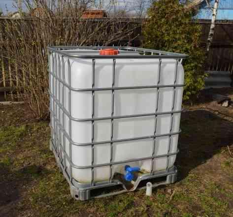 Кубовик для воды 1000 литров