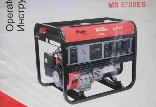Электростанция бензиновая Fubag MS 5700ES