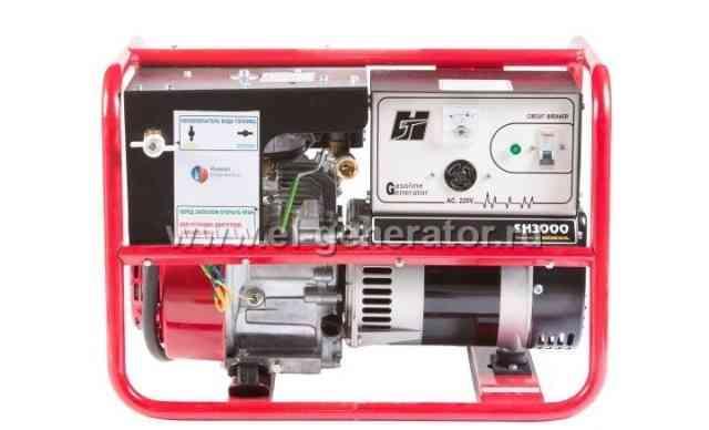 Генератор газовый хонда SH 3000