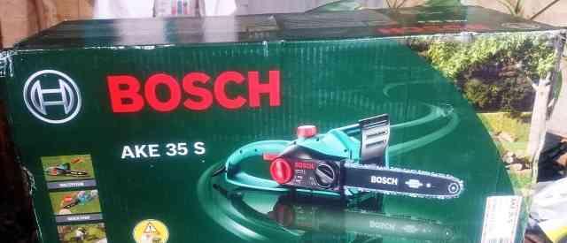 Электропила bosch AKE35S