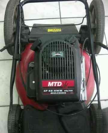 Газонокосилка MTD SP 48 HWM 40/48 mulching
