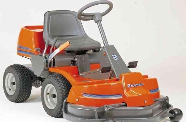 Газонокосилка-Хускварна Rider 970 (15.5 л/с) 97 см