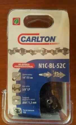 Цепь пилтная Карлтон n1c-bl-52c