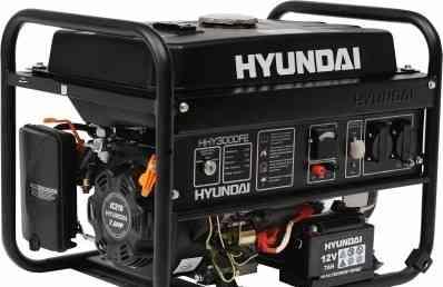 Электро-генератор хендай Продам. новый