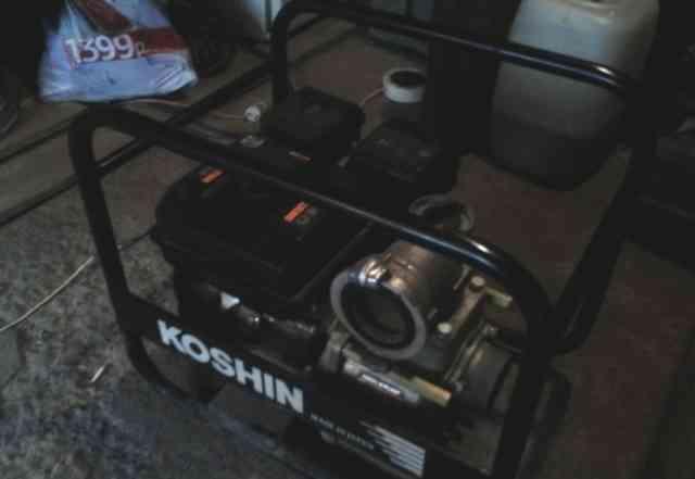 Мотопомпа koshin STV 80X (Водяной насос)