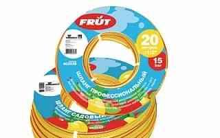 Шланг садовый frut 1/2 40 м 402039