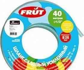 Шланг садовый frut усиленный 1/2 20 м 402122
