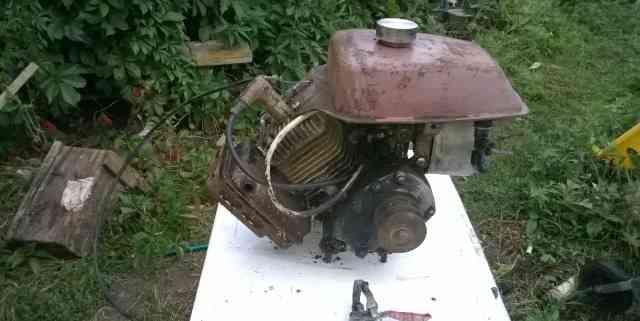 Двигатель для Крота