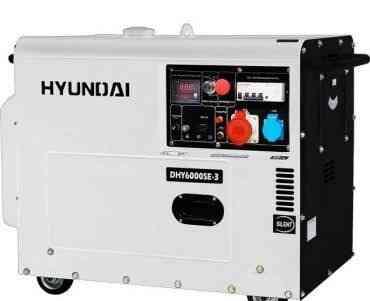 Хендай DHY 6000SE-3